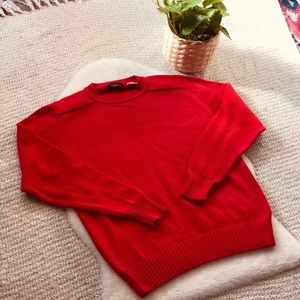 Gilbert & Lodge Vintage Red Sweater
